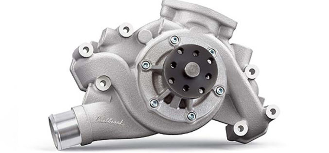 Edelbrock Victor Pro Series Water Pump for GM LS Series