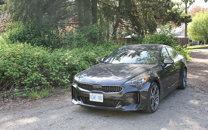 Road Test: 2018 Kia Stinger GT Limited