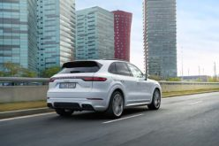 Porsche Unveils E-Hybrid Model of the Newest Cayenne SUV