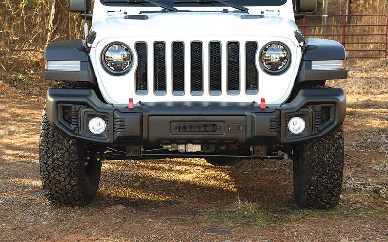 Rugged Ridge Spartacus JL Front Bumper