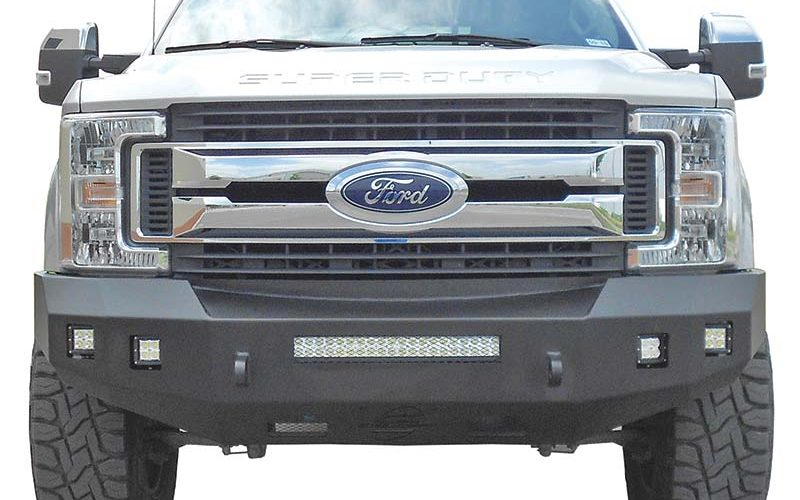 Steelcraft's All-New Fortis Heavy-Duty Bumper