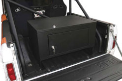 Tuffy Security Rear Cargo Security Lockbox