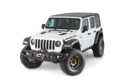 Warn Industries Jeep JL Rubicon OE Winch Carrier