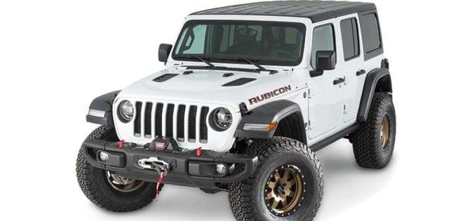 Warn Industries Jeep JL Rubicon OE Winch Carrier