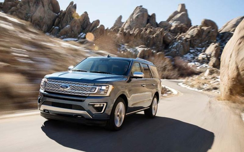 Road Test: 2018 Ford Expedition Limited