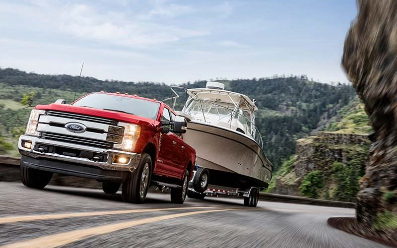 Ford Super Duty Sets All-Time Sales Record for Month of May