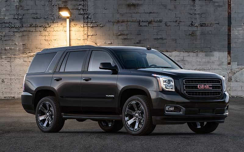 GMC to Offer Graphite Edition Yukons for 2019