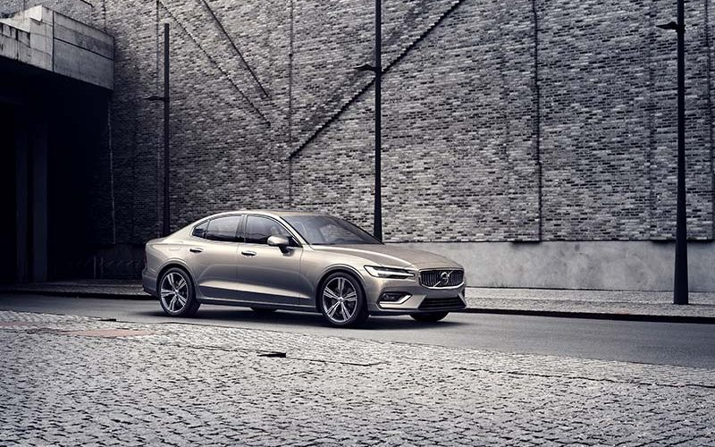 Volvo Launches All-New, American-Made S60 Sports Sedan