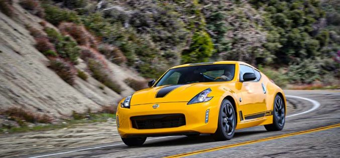 Nissan Canada Announces Canadian Pricing for 370Z Lineup