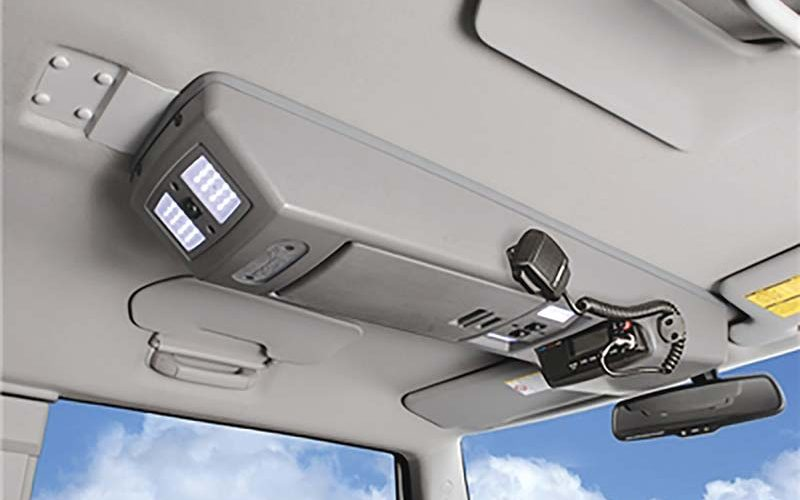 ARB USA Outback Roof Console