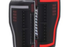 Anzo Introduces New Tail Lights for the 2017-18 Ford Super Duty