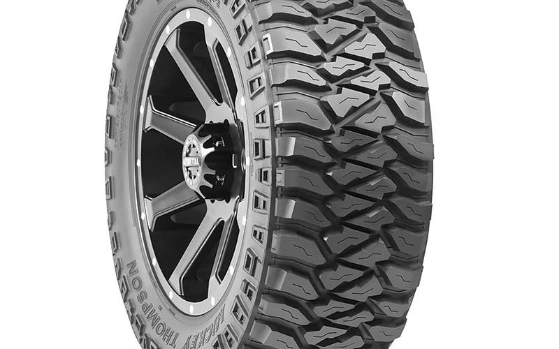 Mickey Thompson's Baja MTZ P3 Mud Terrain Tire