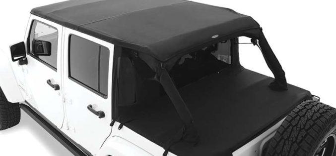 Bushwacker Trail Armor Soft Top