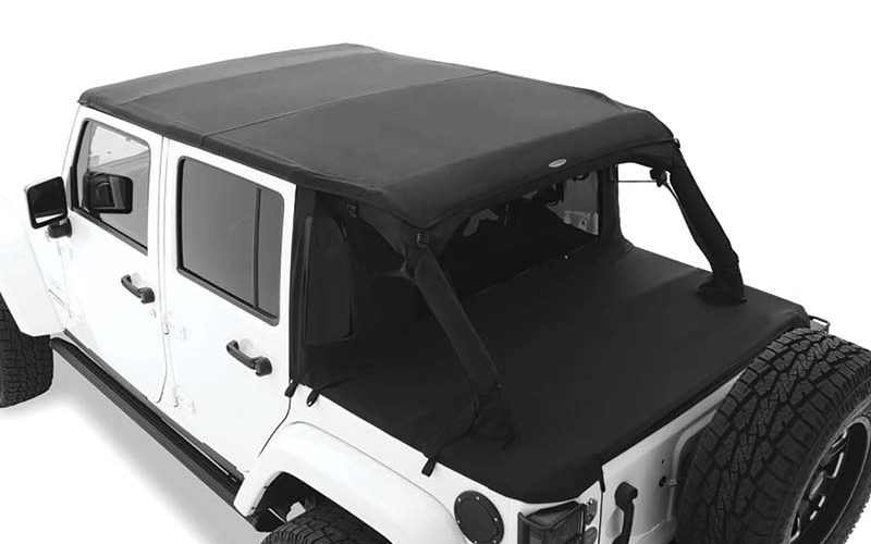 Bushwacker Trail Armor Soft Top