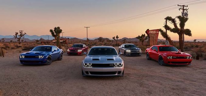 Dodge Reveals Information for 2019 Challenger and Charger Lineup