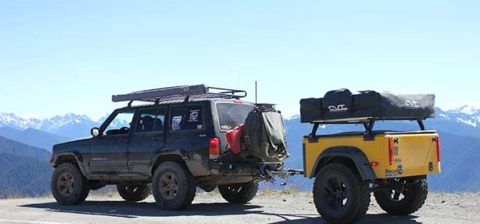 Camping Made Easy: Overland Trailer