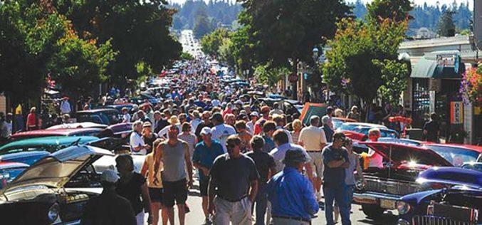Events Preview: Edmonds City Fair & Classic Car Show