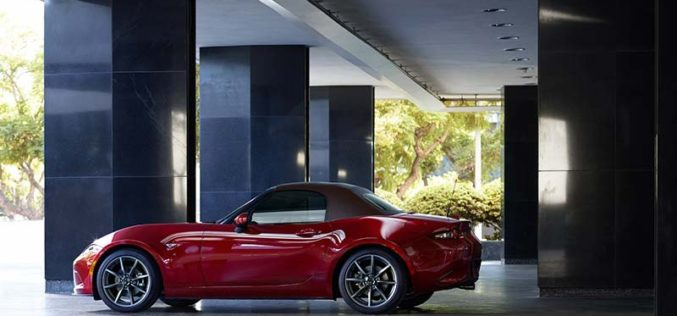 Mazda MX-5 to get a Power Boost for 2019
