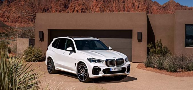 BMW Officially Launches the All-New 4th Generation 2019 BMW X5