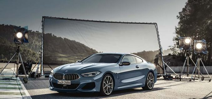 BMW 8-Series Returns after 20 Year Hiatus