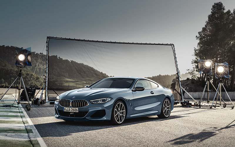 BMW 8-Series Returns after 20 Year Hiatus