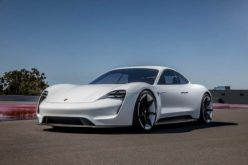 Porsche Mission E Concept Set to Begin Production Next Year as the Porsche Taycan