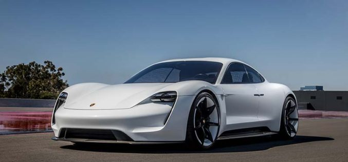 Porsche Mission E Concept Set to Begin Production Next Year as the Porsche Taycan