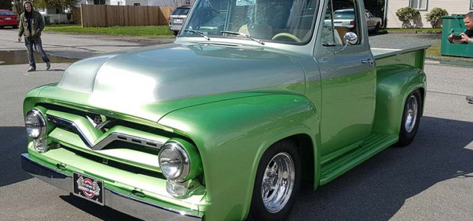 Readers Rides: 1955 Ford F100