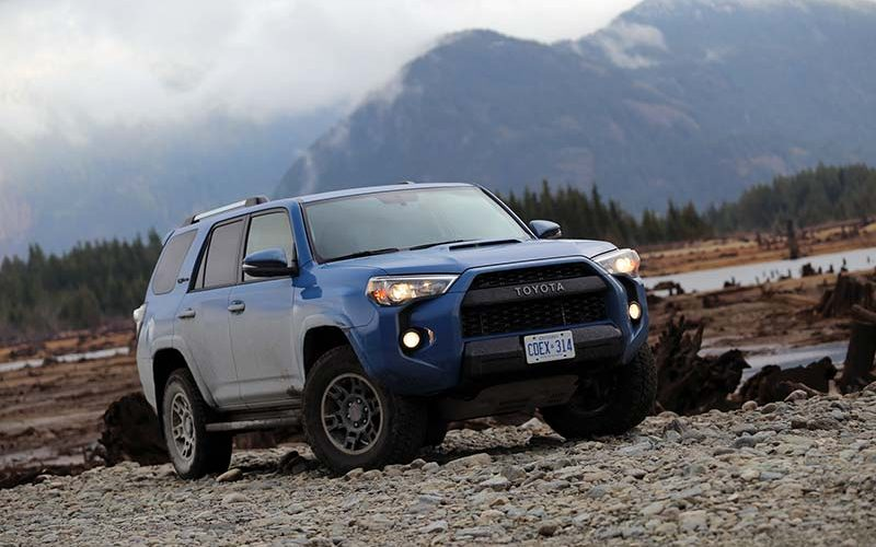 2018 Toyota 4Runner TRD Pro – Soldiering on in a class of its own