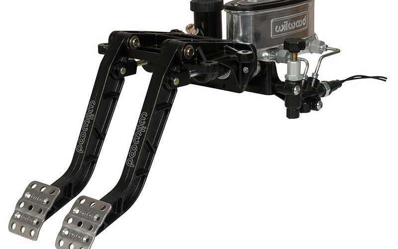 Wilwood Announces Tandem Brake and Hydraulic Clutch Master Cylinder Pedal Assembly