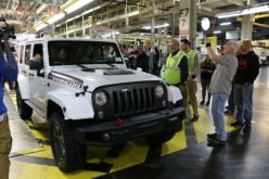 Ode to JK: Final Jeep Wrangler JK Rolls off the Assembly Line