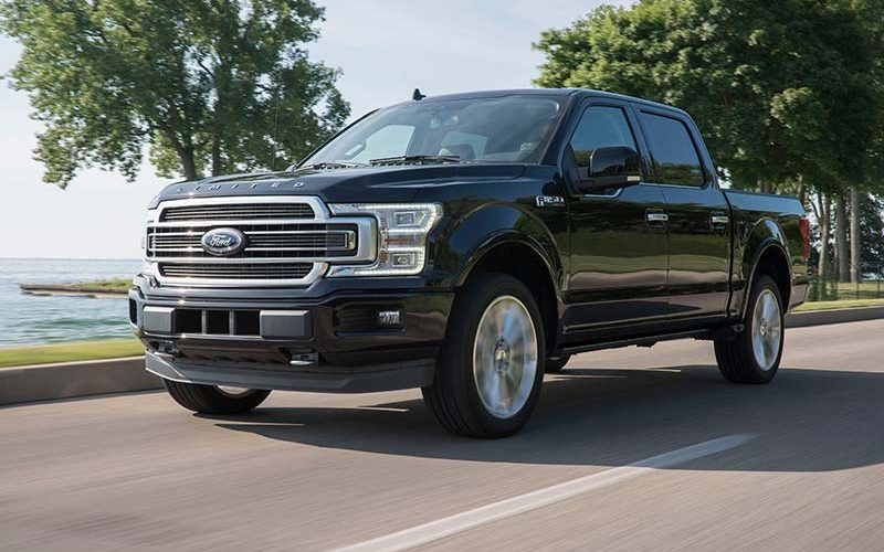 2019 Ford F-150 Limited Gains High-Output EcoBoost V6