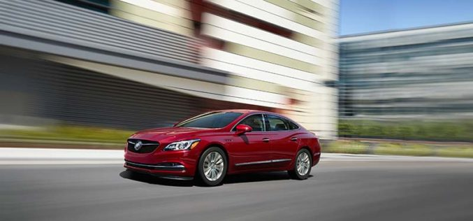 Buick LaCrosse Adds Sport Touring Model to 2019 Lineup