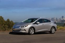 Chevrolet Volt Improves Charging Speed for 2019