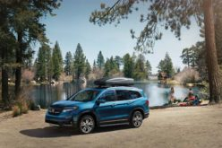 Honda Pilot Receives a Mid-Cycle Refresh for 2019