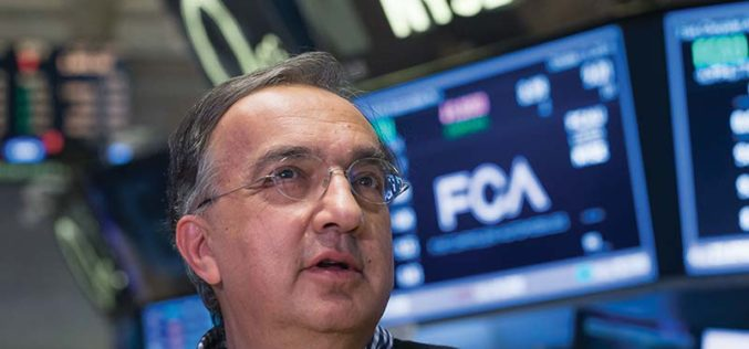 Former Fiat Chrysler CEO and Automotive Legend Sergio Marchionne Dies at Age 66
