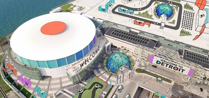 Detroit Auto Show Moving to June Beginning in 2020