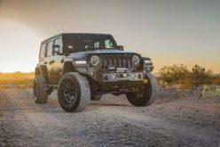 ICI Magnum Standard Series Front Bumper for Jeep Wrangler JL