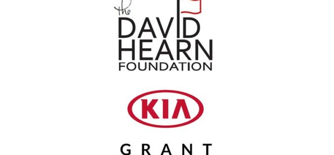 Winners Announced for The David Hearn Foundation Kia Grant for 2018