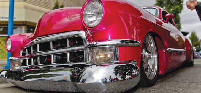 Events Preview: Ladner Village Quilt Walk & Classic Car Show