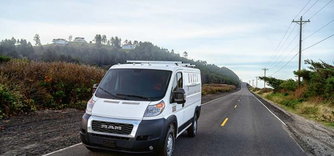 Ram to Increase Capability for 2019 ProMaster Van Lineup