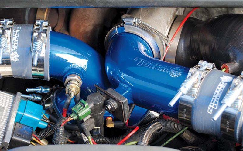 Sinister Diesel Ford 7.3L Intake Elbow Kit
