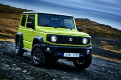 Suzuki Launches All-New Jimny for Europe and Japan Markets