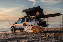 Nissan Unveils TITAN Surfcamp Project Vehicle