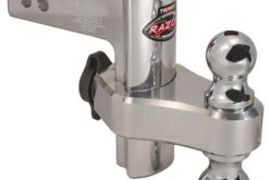 Trimax TRZ6AL Adjustable Drop Hitch