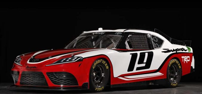 Toyota Supra Set to Make its Return to American Racing in NASCAR XFINITY Series