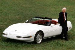 """Dave McLellan: He Made the Corvette """"World Class"""""""
