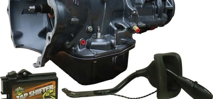 BD Diesel 48RE Transmissons for Dodge Trucks Now Available with TapShifter Kit