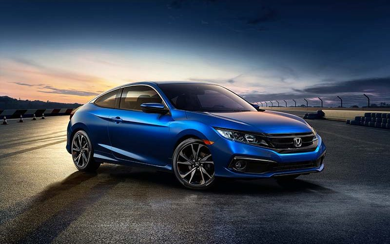 Honda Reveals Refreshed 2019 Civic Sedan and Coupe