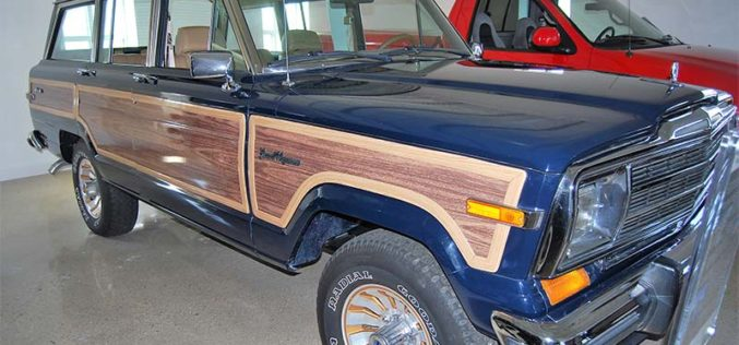Grand Wagoneer: Fabulously Fancy Four-by-Four